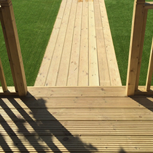 Decking installation company Surrey and South West London.